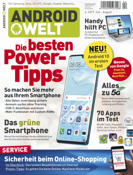 AndroidWelt June 07, 2019 00:00