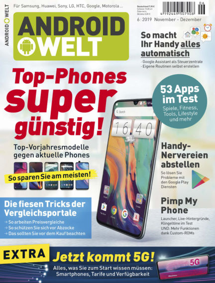 AndroidWelt October 04, 2019 00:00