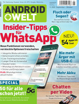 AndroidWelt 5/2020