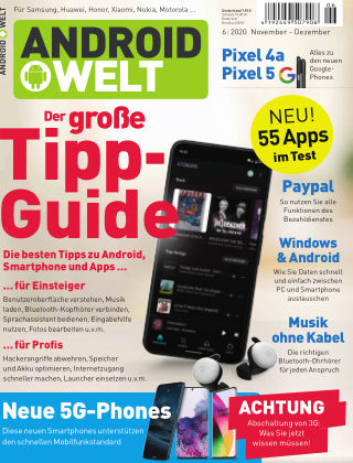 AndroidWelt 6/2020
