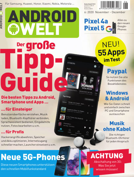 AndroidWelt October 02, 2020 00:00