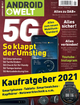 AndroidWelt 1/2021