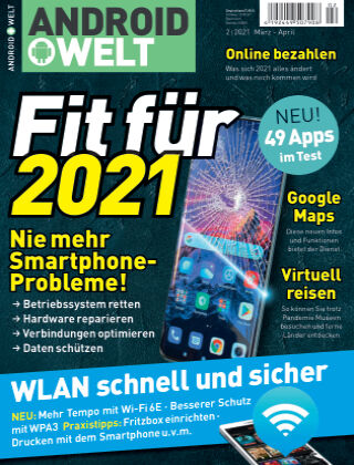 AndroidWelt 2/2021