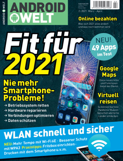 AndroidWelt February 08, 2021 00:00