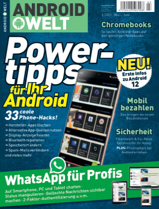 AndroidWelt 3/2021