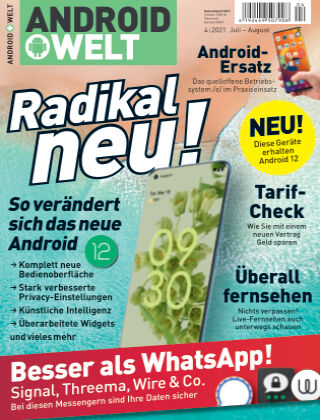 AndroidWelt 4/2021