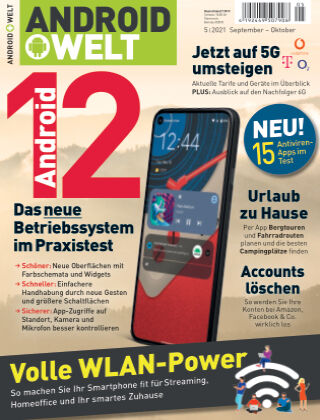 AndroidWelt 5/2021