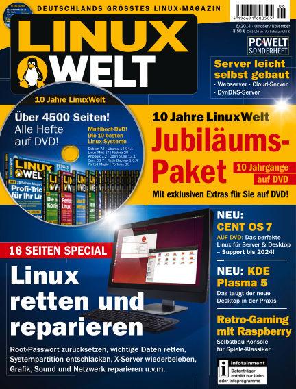 LinuxWelt September 26, 2014 00:00