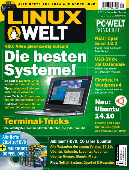 LinuxWelt November 28, 2014 00:00