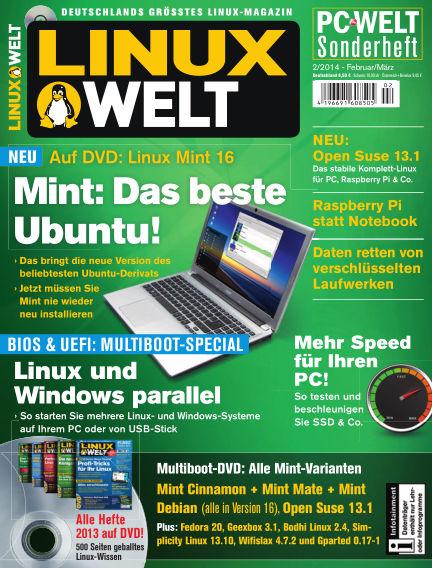 LinuxWelt January 31, 2014 00:00