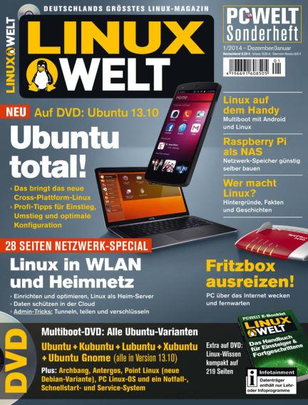 LinuxWelt November 29, 2013 00:00