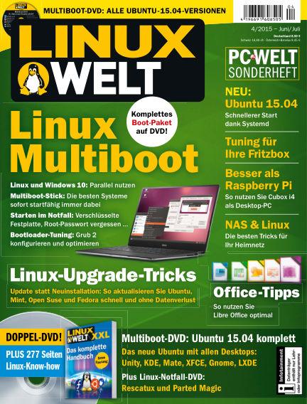 LinuxWelt May 29, 2015 00:00