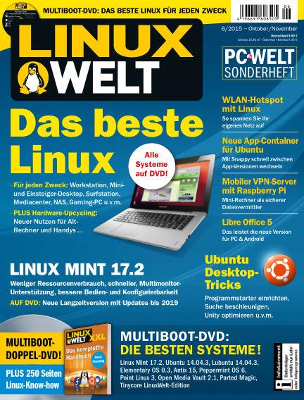 LinuxWelt September 25, 2015 00:00