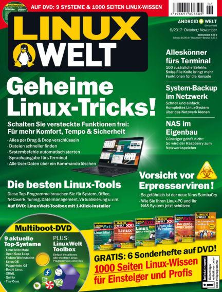 LinuxWelt September 29, 2017 00:00