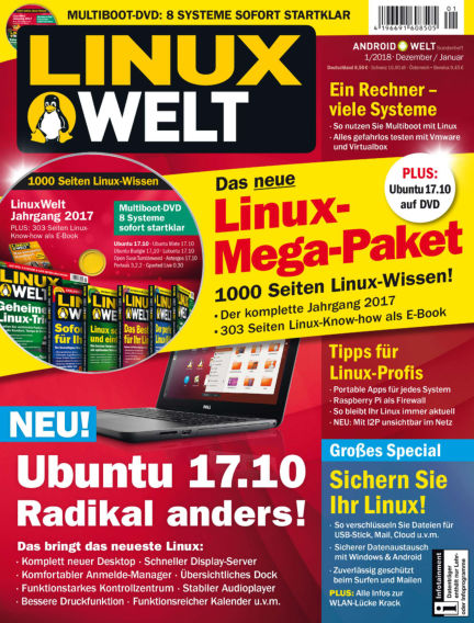 LinuxWelt November 24, 2017 00:00