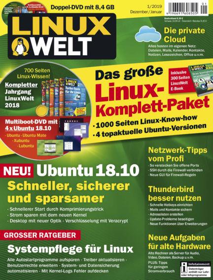 LinuxWelt November 23, 2018 00:00