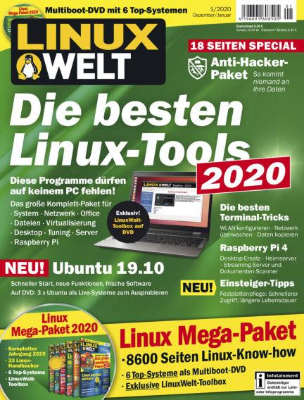 LinuxWelt November 29, 2019 00:00