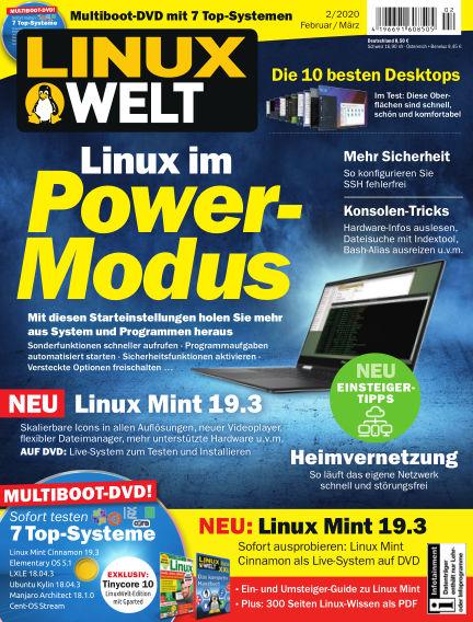 LinuxWelt January 31, 2020 00:00