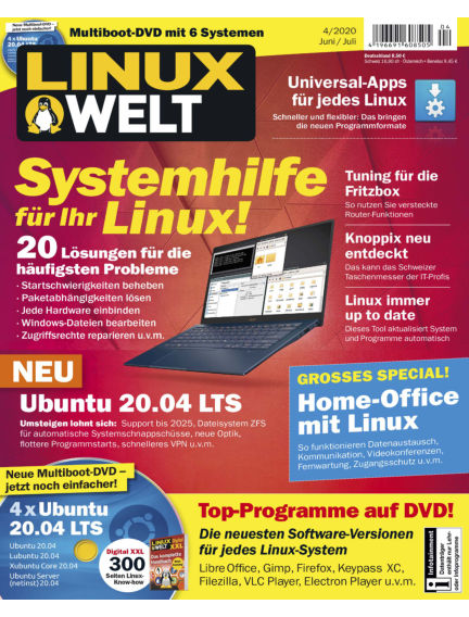 LinuxWelt June 05, 2020 00:00