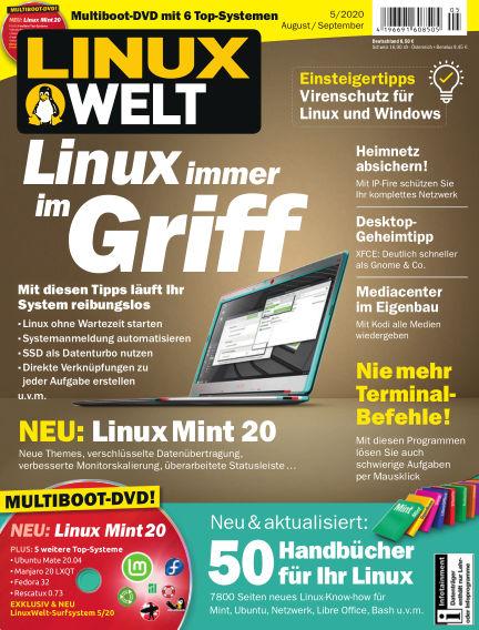 LinuxWelt July 31, 2020 00:00
