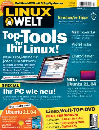 LinuxWelt 4/2021