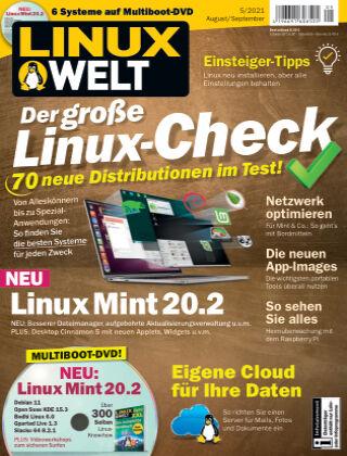LinuxWelt 5/2021