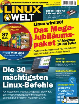 LinuxWelt 6/2021