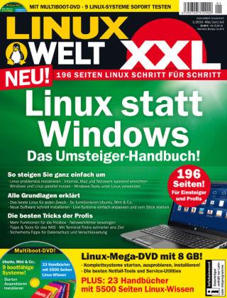 LinuxWelt Sonderheft 01/16