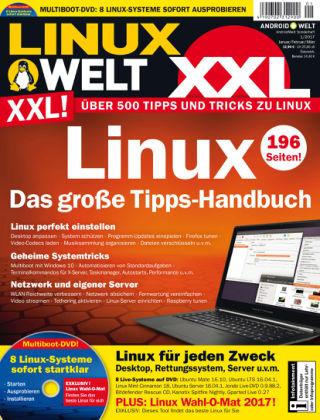 LinuxWelt Sonderheft 01/17