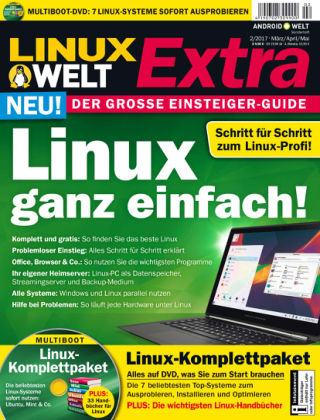 LinuxWelt Sonderheft 02/17