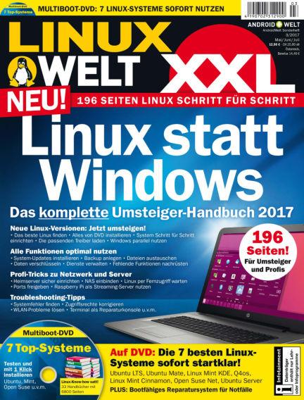 LinuxWelt Sonderheft April 28, 2017 00:00