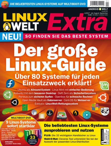LinuxWelt Sonderheft July 07, 2017 00:00