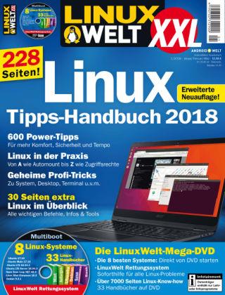 LinuxWelt Sonderheft 01/18