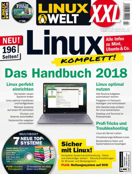LinuxWelt Sonderheft April 27, 2018 00:00