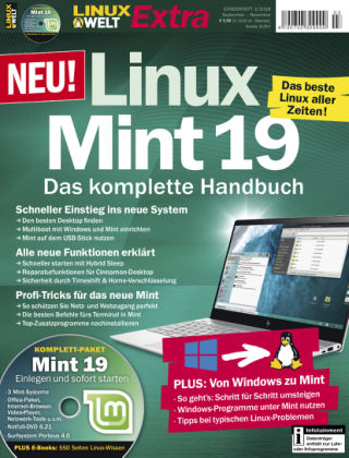 LinuxWelt Sonderheft 03/18