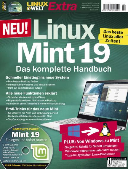 LinuxWelt Sonderheft August 24, 2018 00:00