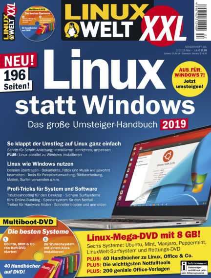 LinuxWelt Sonderheft April 26, 2019 00:00