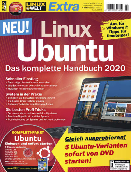 LinuxWelt Sonderheft August 30, 2019 00:00