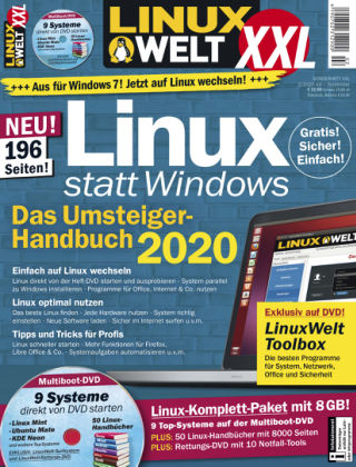 LinuxWelt Sonderheft 2/2020
