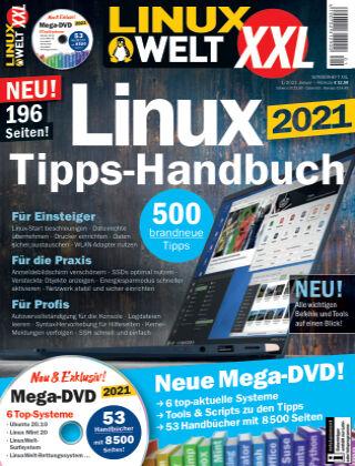 LinuxWelt Sonderheft 1/2021