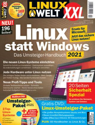 LinuxWelt Sonderheft 2/2021