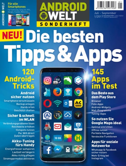 Android Welt Sonderheft July 08, 2017 00:00