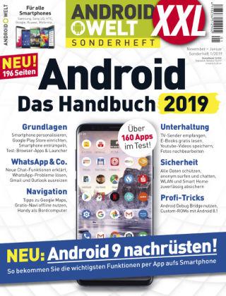 Android Welt Sonderheft 01/2019
