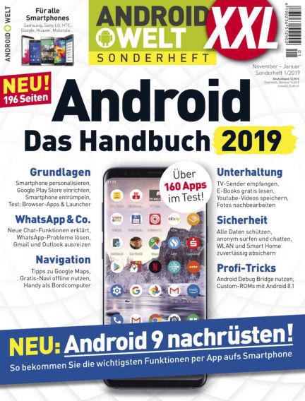 Android Welt Sonderheft November 09, 2018 00:00