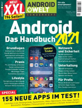 Android Welt Sonderheft 1/2021