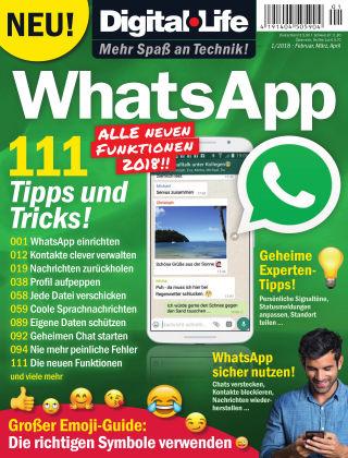 Digital Life – 111 Tipps 1/2018