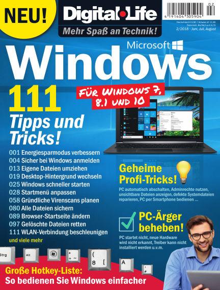 Digital Life – 111 Tipps June 04, 2018 00:00