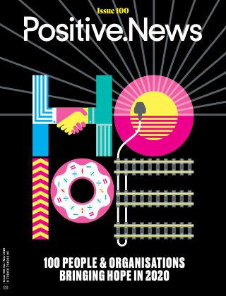 Positive News Jan-Mar 2020