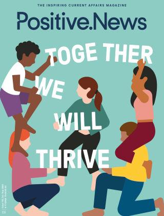 Positive News Jul-Sept 2020