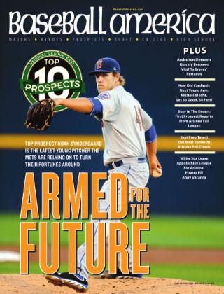 Baseball America November 12, 2013